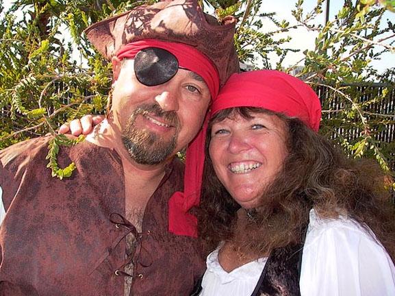 Rob and Teresa